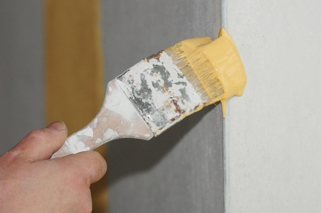 Maler- und Lackierarbeiten vom Fachmann