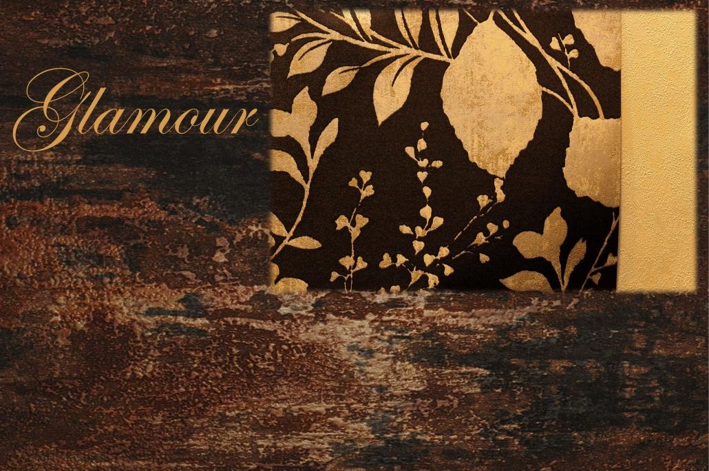 Symbolbild für Glamour-Wandgestaltung
