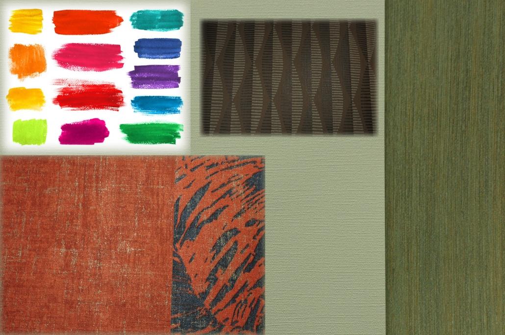 Symbolbild für spritzige Farben